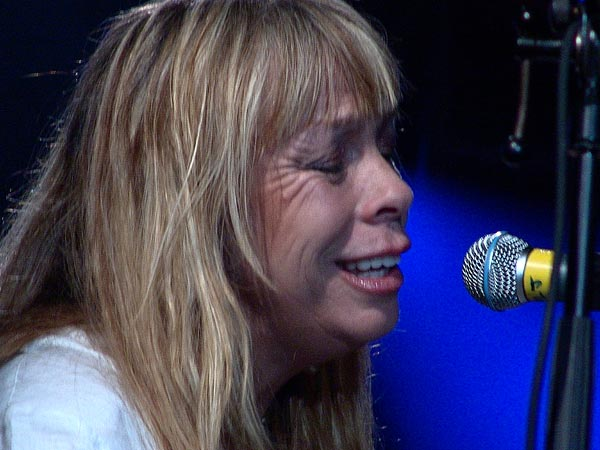 Montreux Jazz Festival 2007: Rickie Lee Jones, July 15, Auditorium Stravinski