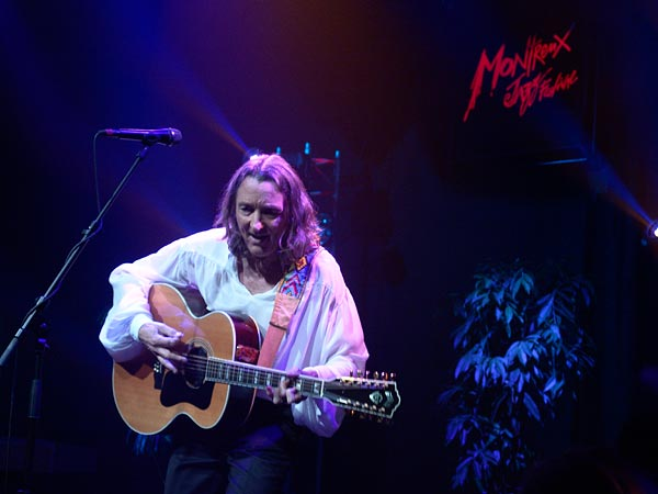 Montreux Jazz Festival 2007: Roger Hodgson (feat. Aaron McDonald on sax, harmonica, backing vocals and keyboards), July 17, Miles Davis Hall