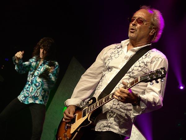 Montreux Jazz Festival 2007: Foreigner, July 17, Miles Davis Hall