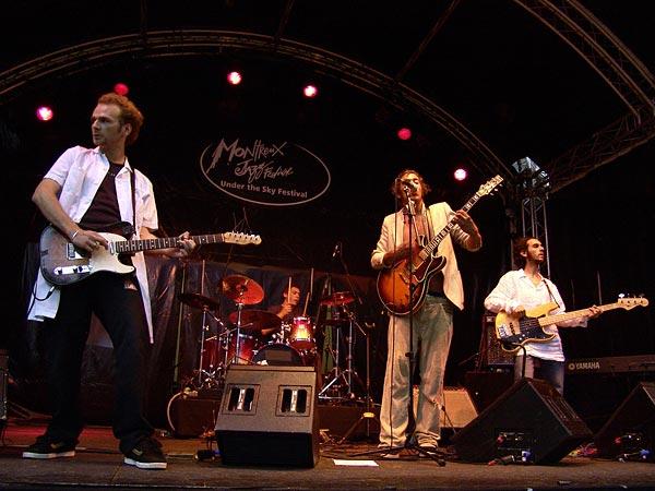 Montreux Jazz Festival 2007: The Passengers, July 19, Under the Sky - Parc Vernex