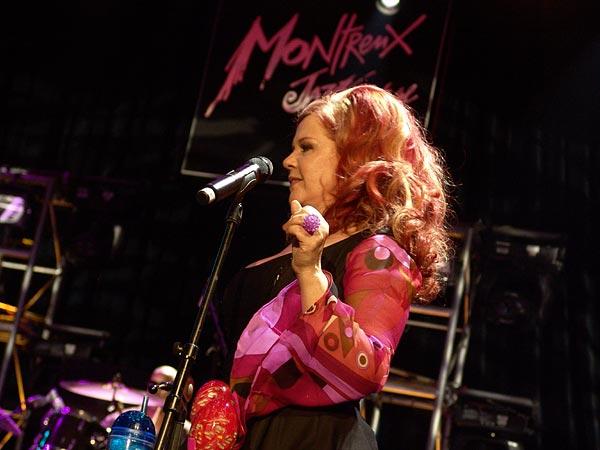 Montreux Jazz Festival 2007: The B52s, July 19, Auditorium Stravinski