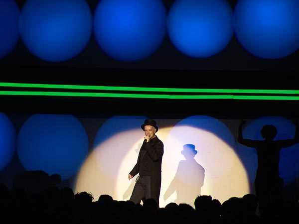 Montreux Jazz Festival 2007: Pet Shop Boys, July 19, Auditorium Stravinski