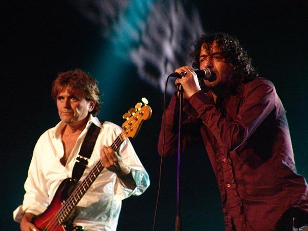 Paléo Festival 2007: Rachid Taha, Dôme, mardi 24 juillet 2007.