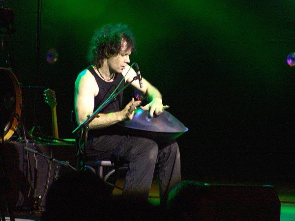 Paléo Festival 2007: The Young Gods, Chapiteau, samedi 28 juillet 2007.