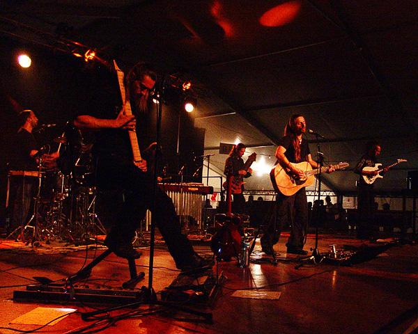 Festival, St-Léonard/VS: Lazuli, May 16, 2008