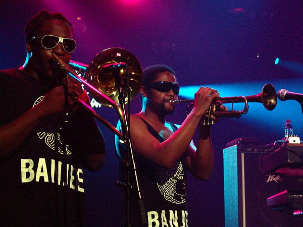 Montreux Jazz Festival 2008: Hercules & Love Affair, July 4, Miles Davis Hall