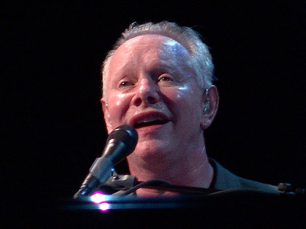 Montreux Jazz Festival 2008: Joe Jackson, July 5, Auditorium Stravinski