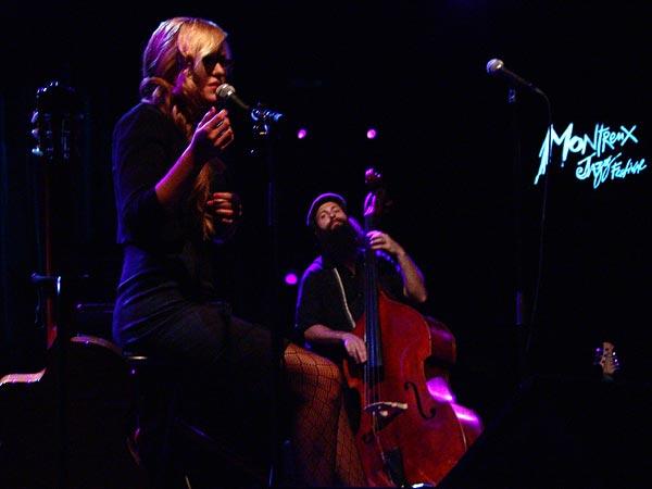 Montreux Jazz Festival 2008: Melody Gardot, July 6, Auditorium Stravinski