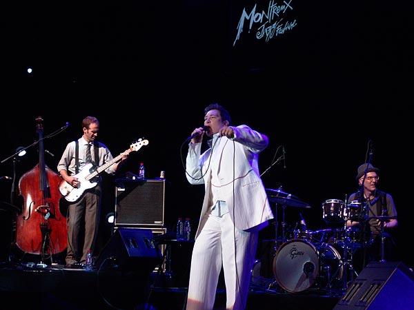 Montreux Jazz Festival 2008: K. D. Lang, July 6, Auditorium Stravinski