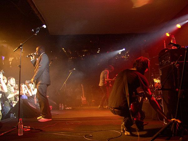 Montreux Jazz Festival 2008: The Heavy, July 11, Montreux Jazz Café