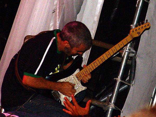 Montreux Jazz Festival 2008: Bruno Nunes & The Preserve Amazônia Band, July 12, Music in the Park