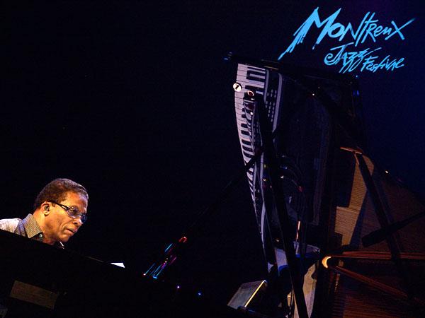 Montreux Jazz Festival 2008: Herbie Hancock, July 13, Auditorium Stravinski