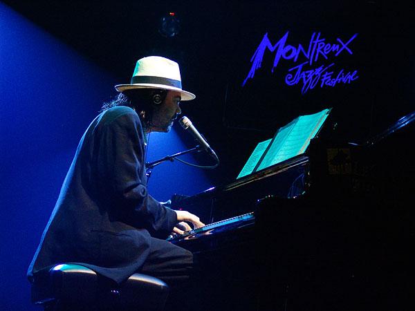 Montreux Jazz Festival 2008: Milton Nascimento & Trio Jobim, July 13, Miles Davis Hall