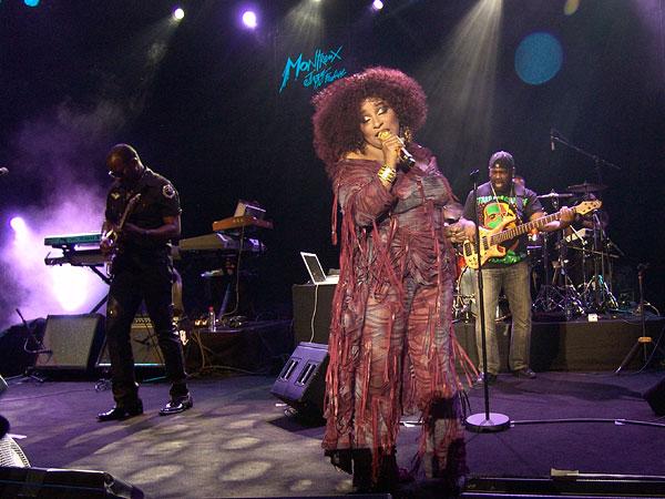 Montreux Jazz Festival 2008: Chaka Khan, July 13, Auditorium Stravinski