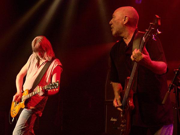 Montreux Jazz Festival 2008: Nazareth, July 14, Miles Davis Hall