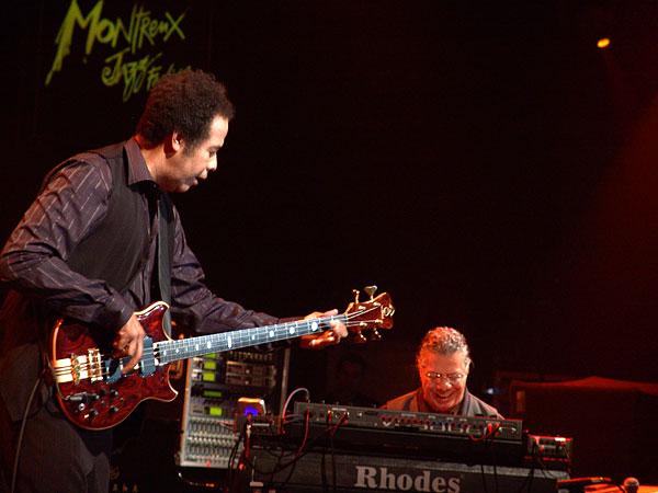 Montreux Jazz Festival 2008: Return to Forever, July 18, Auditorium Stravinski