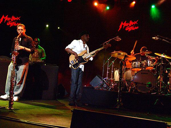 Montreux Jazz Festival 2008: Marcus Miller, July 18, Auditorium Stravinski