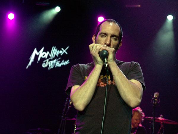 Montreux Jazz Festival 2008: El Guapo Stuntteam, July 19, Auditorium Stravinski