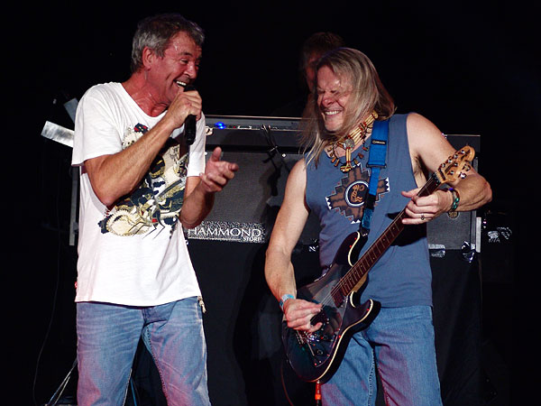 Montreux Jazz Festival 2008: Deep Purple, July 19, Auditorium Stravinski