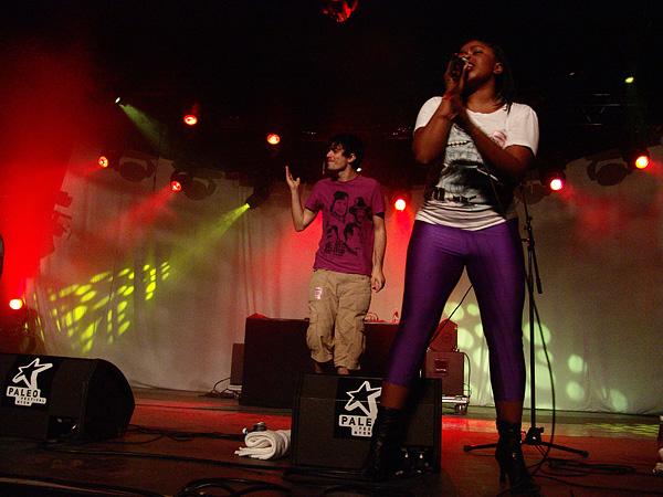 Paléo Festival 2008: Bonde do Role, Dôme, mercredi 23 juillet 2008.