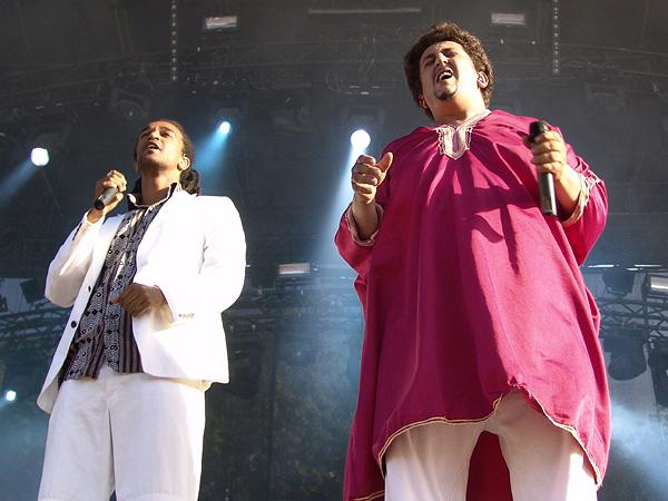 Paléo Festival 2008: Dub Inc., jeudi 24 juillet 2008, Grande Scène.