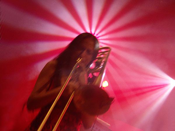 Paléo Festival 2008: Firewater, jeudi 24 juillet 2008, Club Tent.