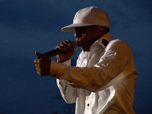 Paléo Festival 2008: I Am, vendredi 25 juillet 2008, Grande Scène.