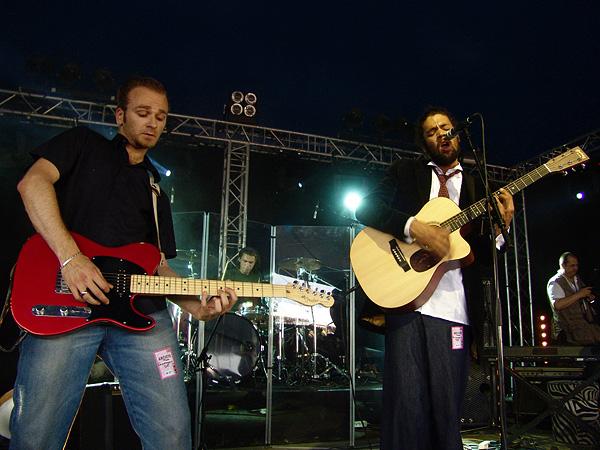 Paléo Festival 2008: The Passengers, dimanche 27 juillet 2008, Le Détour.