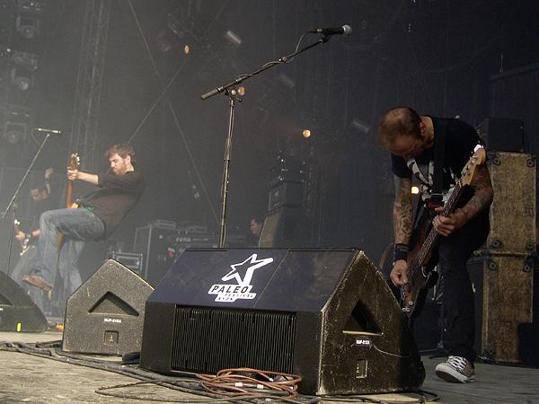 Paléo Festival 2008: Favez, dimanche 27 juillet 2008, Grande Scène.
