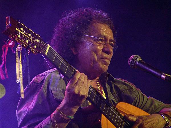Paléo Festival 2008: José Barrense-Dias, dimanche 27 juillet 2008, Le Dôme.