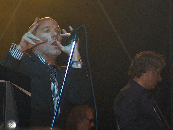 Paléo Festival 2008: REM, dimanche 27 juillet 2008, Grande Scène.