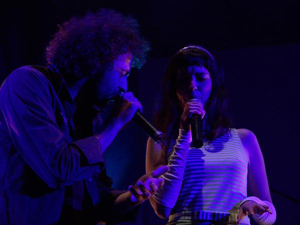 Sismics Festival 2009, Sierre/VS: Aloan, June 13, 2009