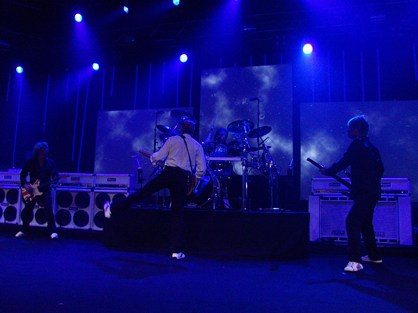 Montreux Jazz Festival 2009: Status Quo, July 16, Auditorium Stravinski.
