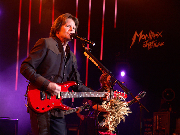 Montreux Jazz Festival 2009: John Fogerty, July 16, Auditorium Stravinski.