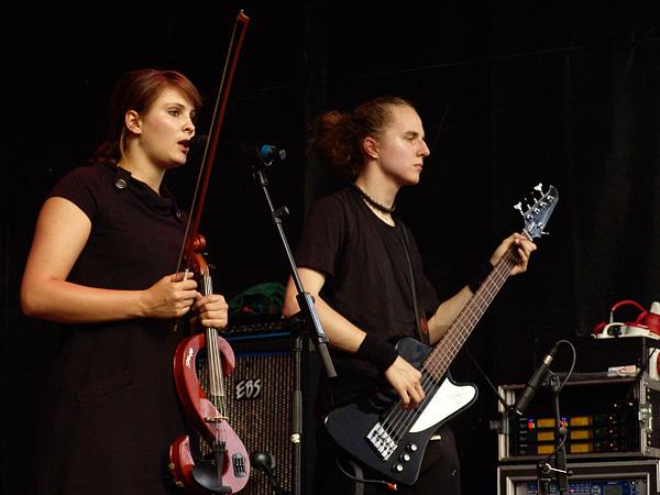 Montreux Jazz Festival 2009: Ska Nerfs, July 3, Parc Vernex