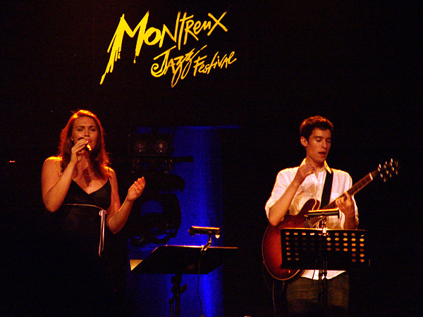 Montreux Jazz Festival 2009: Montreux Jazz on the Road (winners MJF Competitions 2008), July 7, Miles Davis Hall