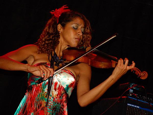 Montreux Jazz Festival 2009: Ochumare Quartet, July 7, Parc Vernex