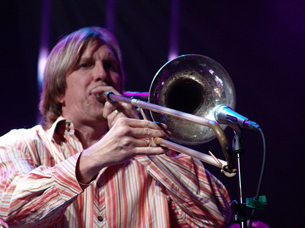 Montreux Jazz Festival 2009, Tribute to Chris Blackwell: Ray Lema, July 10, Auditorium Stravinski.