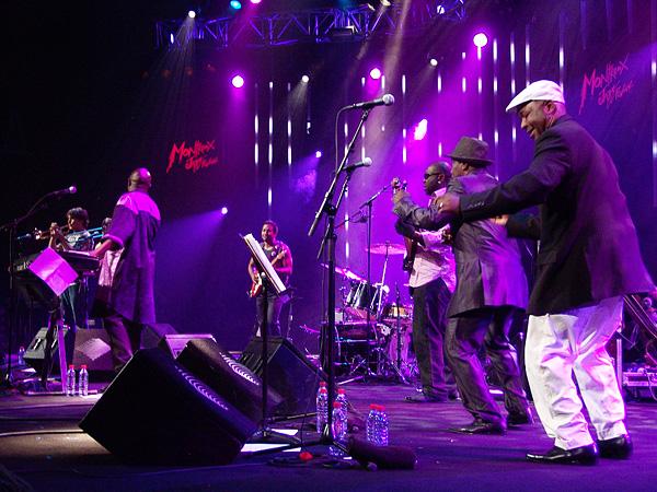 Montreux Jazz Festival 2009, Tribute to Chris Blackwell: Ray Lema, July 10, Auditorium Stravinski.