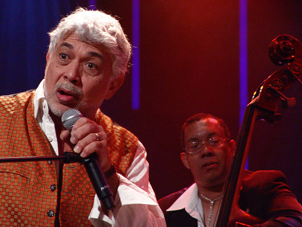 Montreux Jazz Festival 2009, Tribute to Chris Blackwell: Monty Alexander Trio & Harlem Kingston Express, July 10, Auditorium Stravinski.