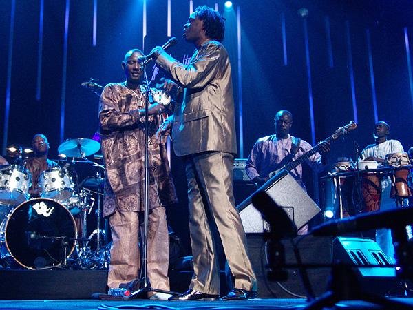 Montreux Jazz Festival 2009, Tribute to Chris Blackwell: Baaba Maal, July 10, Auditorium Stravinski.