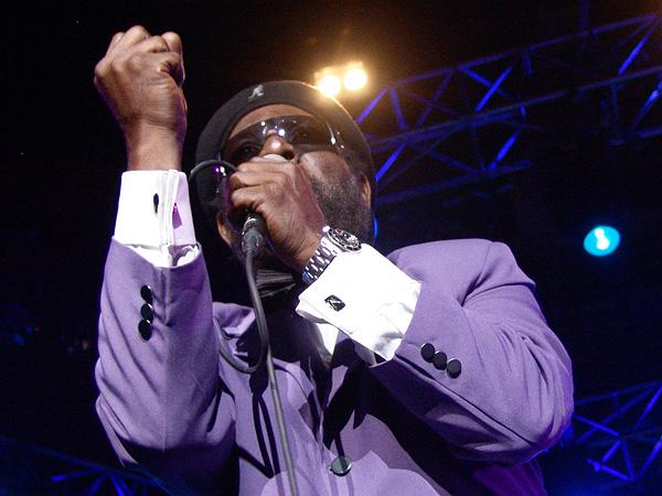Montreux Jazz Festival 2009, Tribute to Chris Blackwell: Third World, July 10, Auditorium Stravinski.