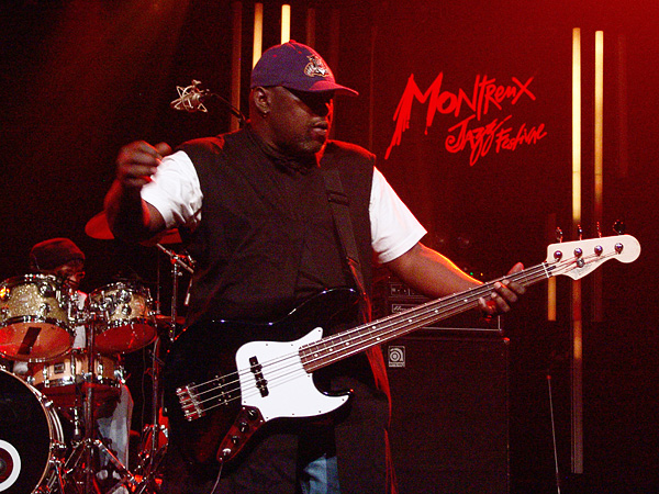 Montreux Jazz Festival 2009, Tribute to Chris Blackwell: Sly & Robbie with Bitty McLean, July 12, Miles Davis Hall