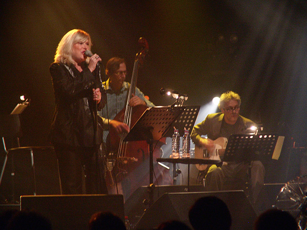 Montreux Jazz Festival 2009, Island's 50th Anniversary: Marianne Faithfull, July 13, Miles Davis Hall.