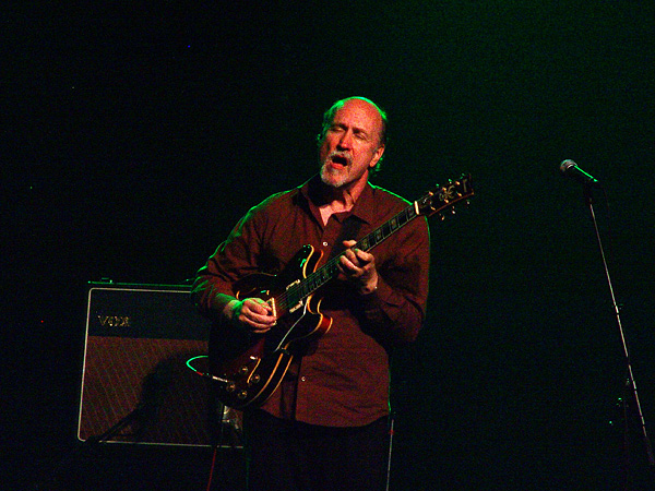 Montreux Jazz Festival 2009, John Scofield Piety Street Band, July 14, Miles Davis Hall.