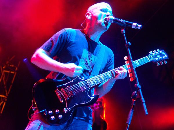 Paléo Festival 2009: Moby, jeudi 23 juillet 2009, Grande Scène.