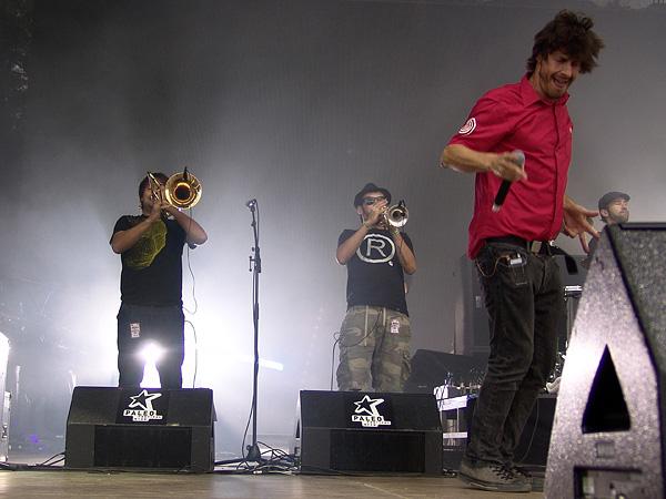 Paléo Festival 2009: La Pulqueria, vendredi 24 juillet 2009, Grande Scène.