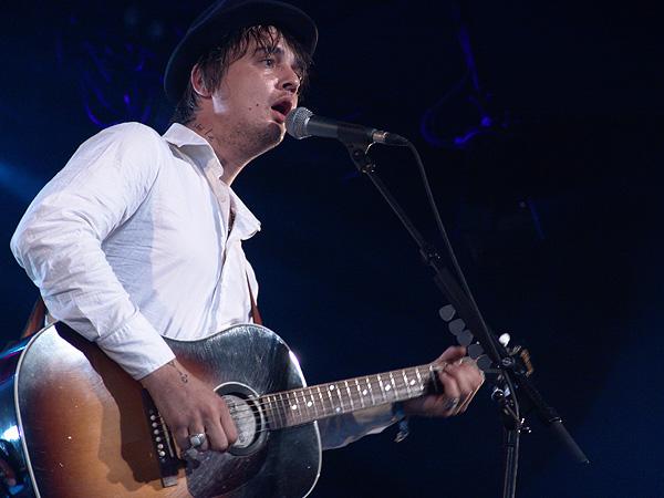 Paléo Festival 2009: Peter Doherty, vendredi 24 juillet 2009, Chapiteau.