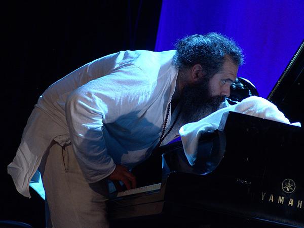 Paléo Festival 2009: Erik Truffaz Bénarès Project featuring Malcolm Braff, vendredi 24 juillet 2009, Le Dôme.
