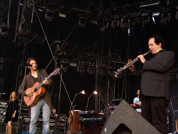 Paléo Festival 2009: Raphaël, dimanche 26 juillet 2009, Grande Scène.